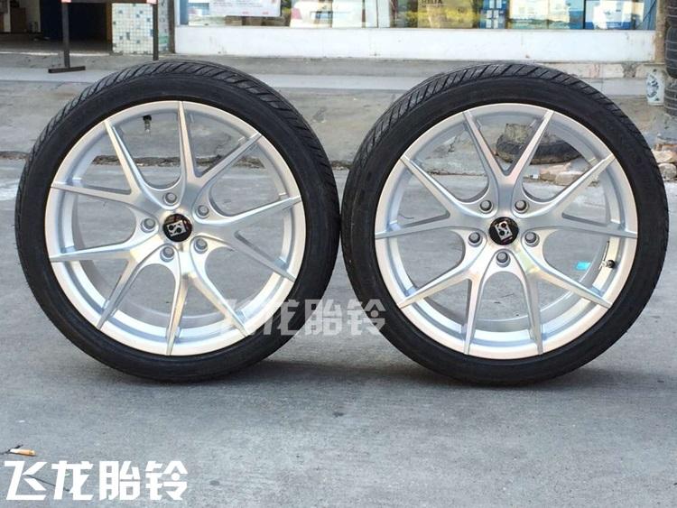 18寸高品质轮毂带轮胎思铂睿昂克赛拉睿翼雷凌k5翼神锐志改装轮毂