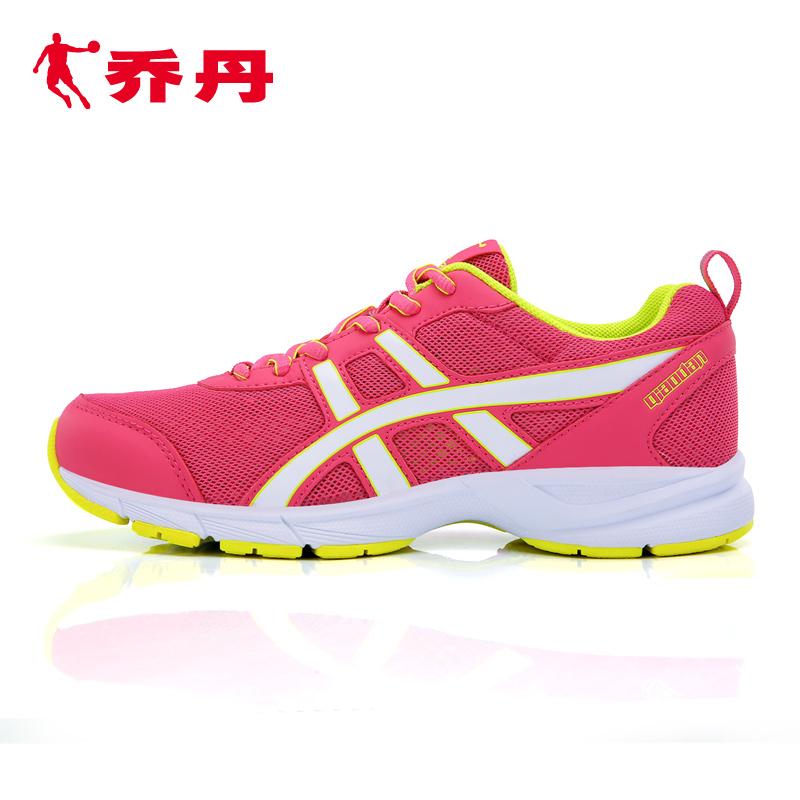 乔丹清仓女鞋跑步鞋女运动鞋舒适慢跑旅游鞋XM1660241