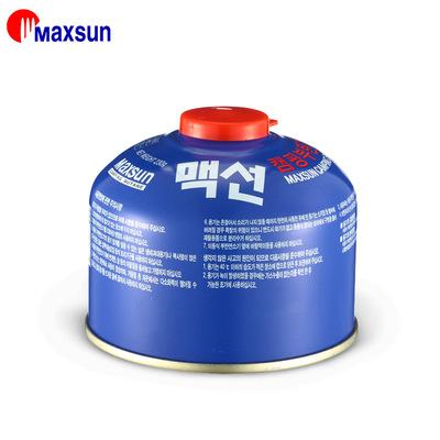 脉鲜户外便携防爆扁气罐野营燃气卡式气罐 户外适应各种环境
