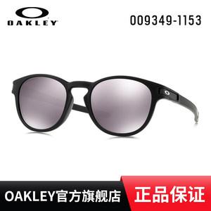Oakley欧克利OO9349 LATCH 圆形复古墨镜 谱锐智眼镜 休闲太阳镜
