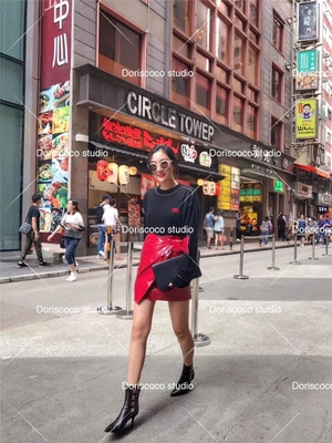 法国Sonia Ry**针织女皇强势来袭 嘴唇羊毛针织衫  渠道货高品质