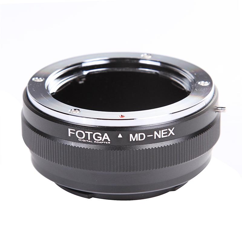 E卡口镜头转接环适用美能达MCMD镜头