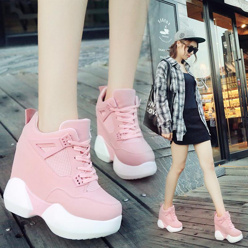 超高跟韩版单鞋