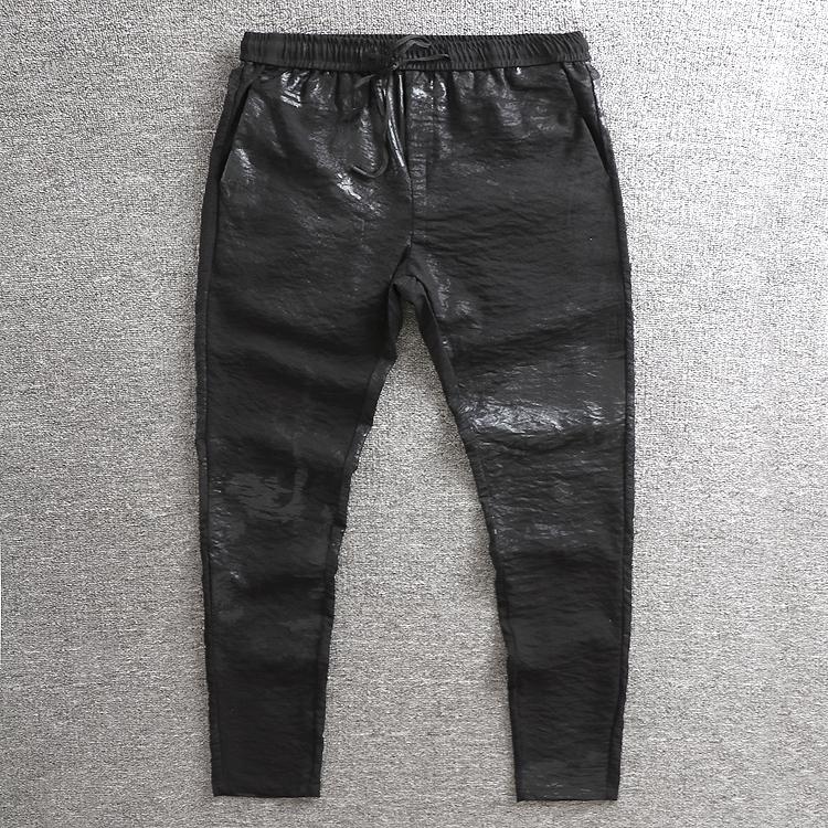 休闲裤裤长108