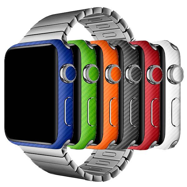 蘋果applewatch全覆蓋貼膜創意貼紙全身裝飾iwatch1/2/3改色貼膜