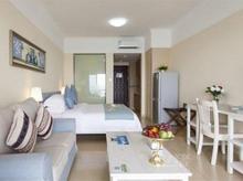 保利海洋之心海岸度假公寓至尊一线海景一房一厅