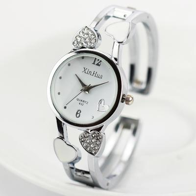 少女水钻手表