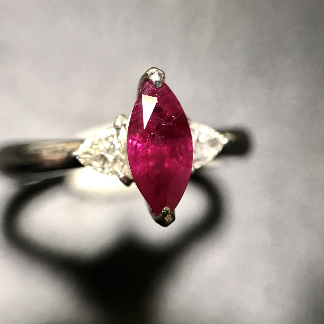 pt900铂金戒指