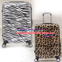 PC travel luggage big size trolley suitcase women case men
