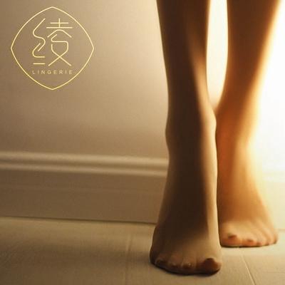 「绫 天生丝滑」【绝】 细滑舒爽丝滑丝袜 3D超薄丝滑T裆连裤丝袜