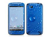 皮肤 保护贴膜 裁剪成品 HTC 时尚 G14 雨后 专业贴纸 Sensation