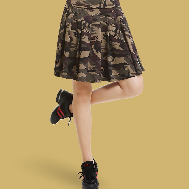 广场舞服装半身裙