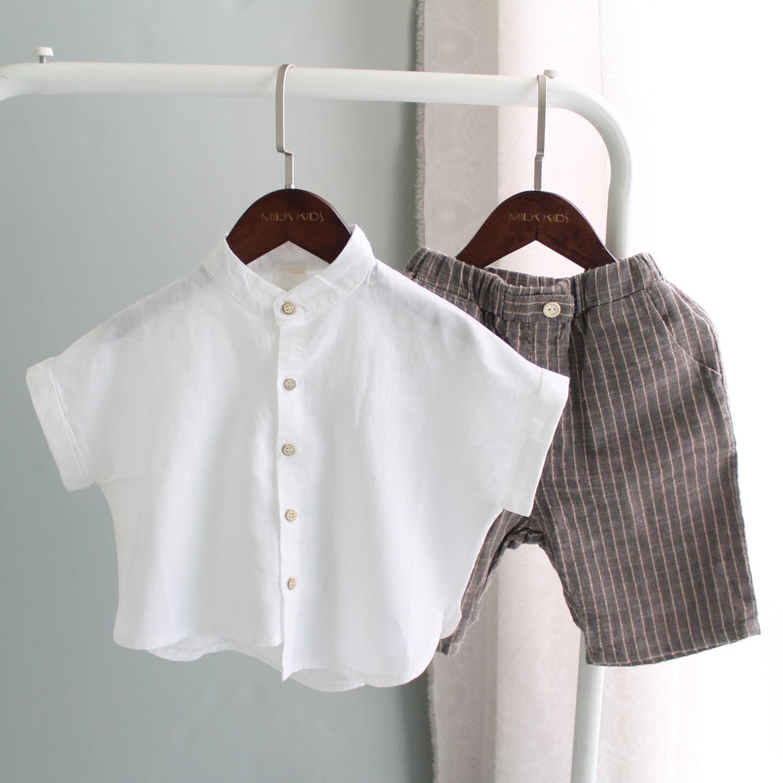 韩国女童衬衣