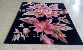 特价欧式加厚手工纯羊毛地毯 客厅地毯卧室茶几满铺地垫包邮定制