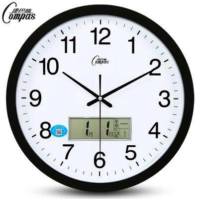 时钟挂钟客厅16英寸