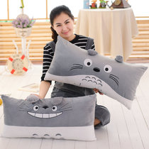 Dessin animé Chinchilla pillow doll lavable bedside coussin de couchage grand couple double long pillow cadeau