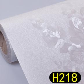 防水玫瑰衣柜桌面家具翻新贴纸冰箱贴膜创意电视墙背景墙壁纸墙纸
