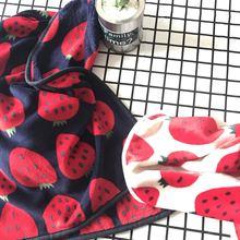 草莓系列法莱绒宠物毯办公室午睡毯沙发盖膝毯子休闲毛毯披肩毯