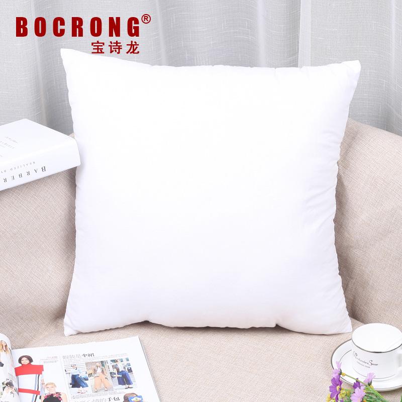 抱枕芯靠枕芯十字绣芯子沙发靠垫芯枕头芯35
