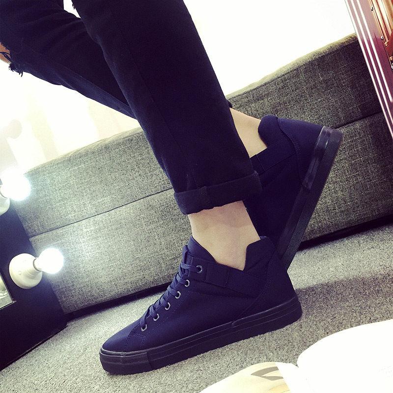冬款男鞋韩版