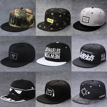 Hat male and female spring summer Korean Boomers baseball hat hundred casual sunscreen fashion hip-hop shading cap
