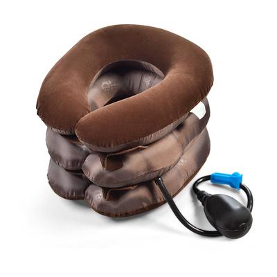 佳禾充气颈椎牵引器家用颈部拉伸按摩器医用护颈托矫正脖子牵引