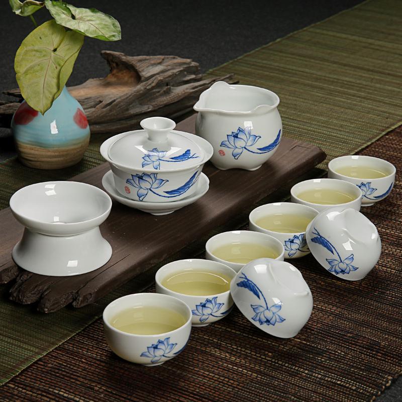 骨瓷茶具景德镇