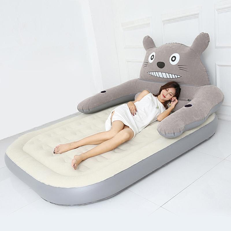 卡通床垫睡垫懒人床