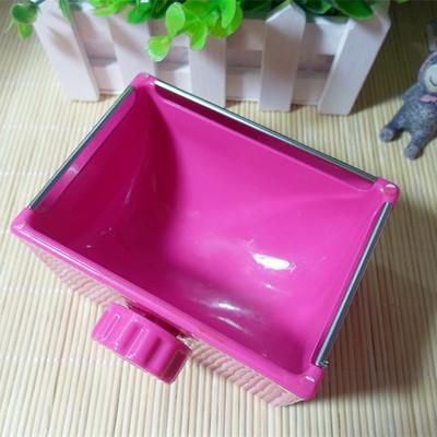 兔子荷兰猪豚鼠食具宠物用品出售,防啃咬食具可固定食碗食盒食盆