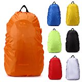 Manufacturer direct sales backpack rainproof cover outdoor mountaineering bag rainproof cover wholesale custom-made 35-80 liters