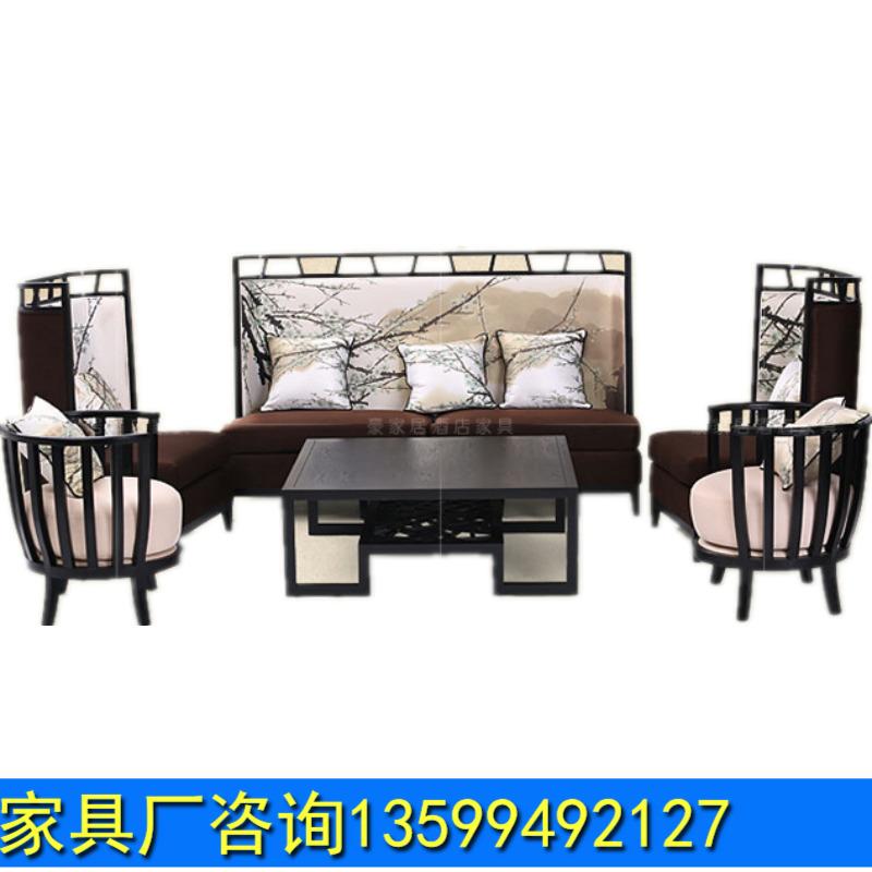 卡座茶餐厅家具