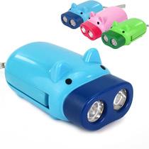 手压电筒迷你手压灯环保手电筒手压强光电筒自发电手电筒特价LED
