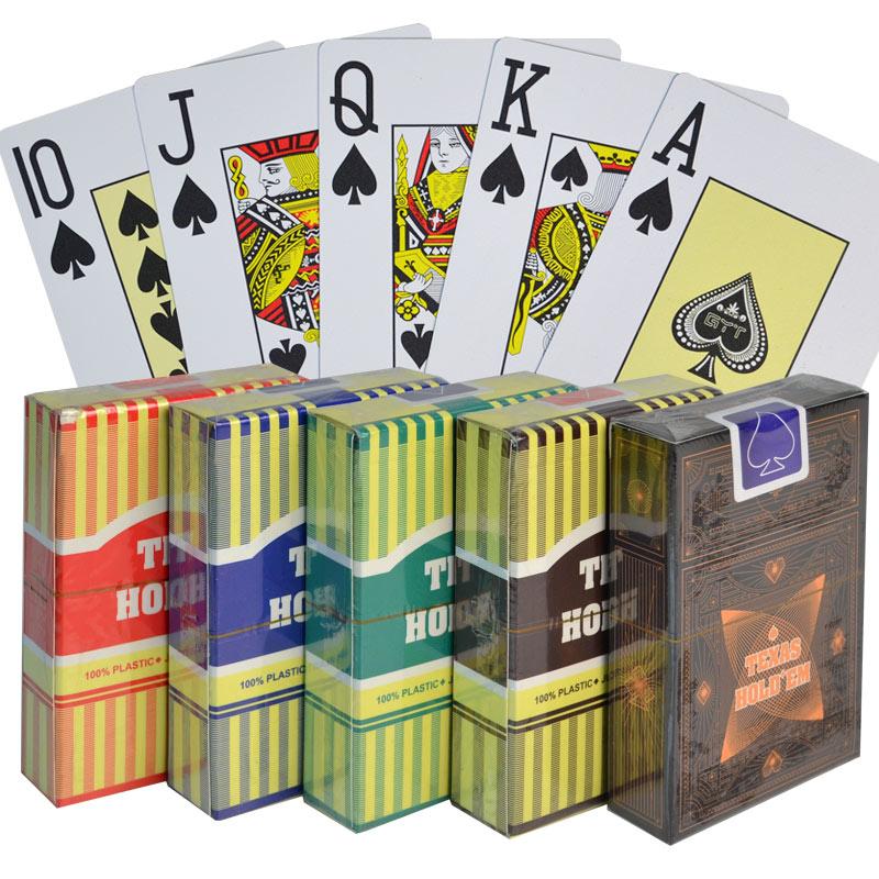百家樂撲克牌