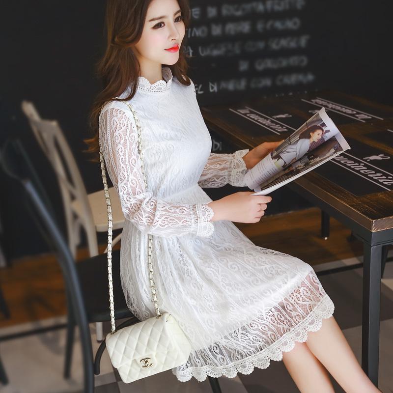 韩版公主裙加绒