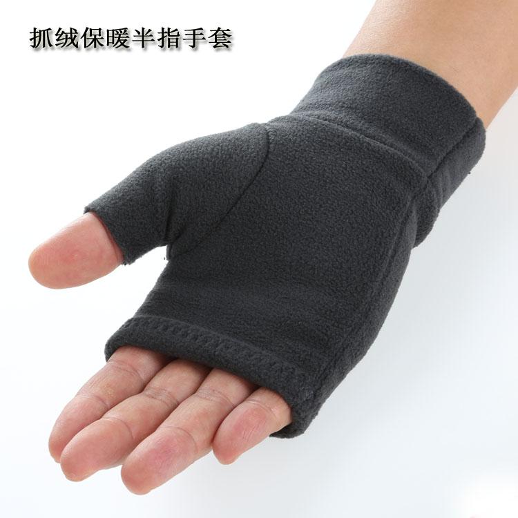 Женские перчатки без пальцев Артикул 539734297994