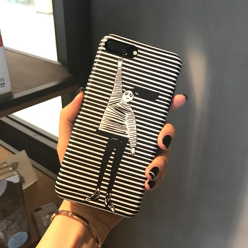 女孩简约手机壳