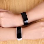 手表手环led电子表运动硅胶橡胶数字式中性学生夜光男女触控韩版