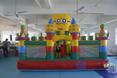 包邮定做大小儿童室内气模微信显示刷红包怎么办幼儿园30平主题充气蹦跳床城堡乐园