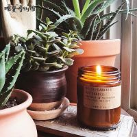 P.F. Candle Co. United States imports niche handmade aromatherapy soy wax smokeless candle pf candle