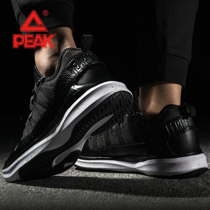 匹克男鞋运动鞋夏季男士休闲鞋复古透气学生运动鞋男板鞋篮球鞋