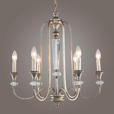 美式吊灯乡村铁艺北欧简约简美法式复古田园客厅卧室餐厅欧式灯具什么牌子好