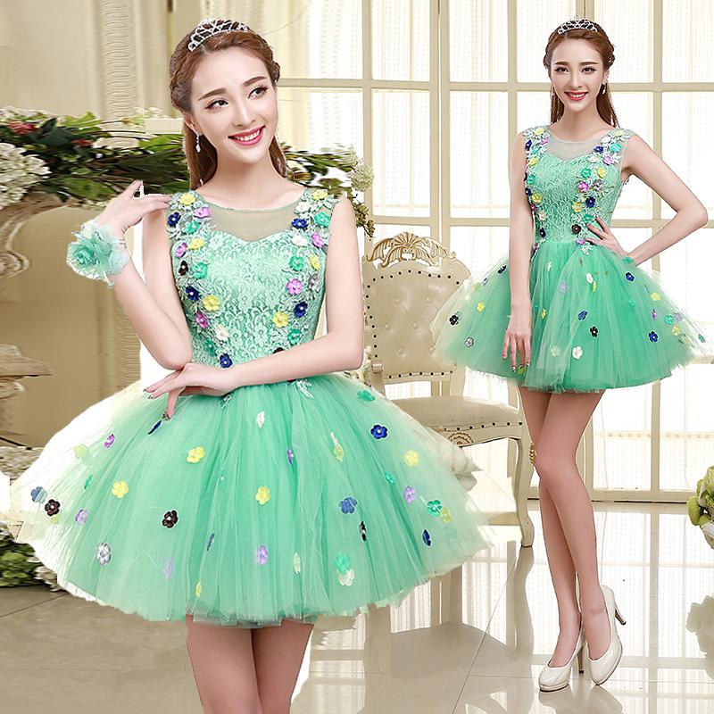 修身公主纱礼服