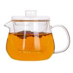 原味主义玻璃茶壶 花茶壶加厚茶具泡茶壶带过滤网 可明火加热水壶