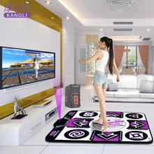 康丽无线感应跳舞毯单人加厚电脑瑜伽健美操减肥机跳舞机家用