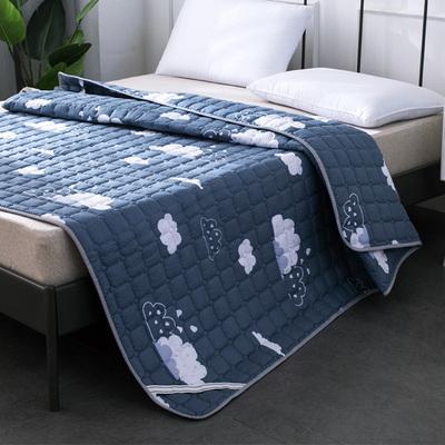 防滑可水洗学生宿舍床垫床褥子保护垫薄双人1.2米1.5m 1.8m垫被新品特惠