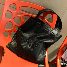 2019 new soft leather bags, spring, summer, new style, multi bag, fashionable skin wash, leather shoulder bag, shoulder bag handbag.