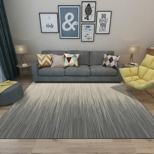 客厅地毯卧室床边满铺可爱网红同款北欧房间厨房ins风茶几垫定制