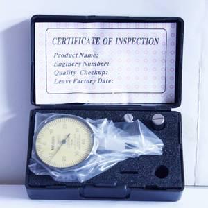 模具杠杆百分小较表仔千分表座红宝石针防水震仪机械度0.01mm校