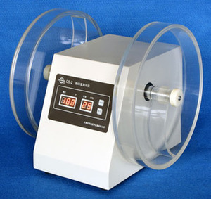 新天光 CS-2 光学片剂脆碎度测试仪 智能化转速可变脆度检测仪