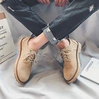 马丁鞋男短